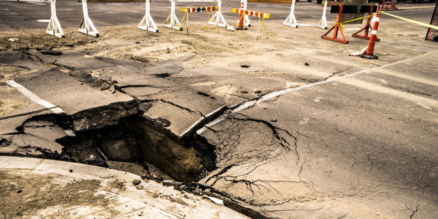 Every season in Florida is sinkhole season