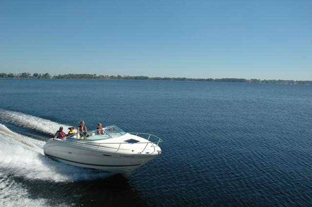 Boating Basics from Chapman Insurance