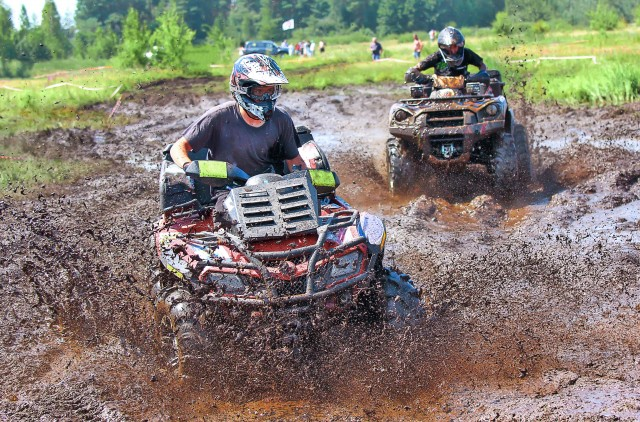 4-Wheelers and Boats and RVs, Oh My!